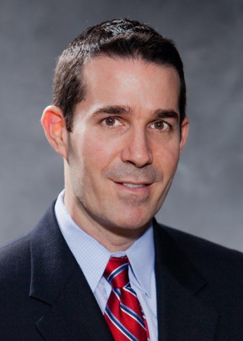 professional photo of Dr. Levy