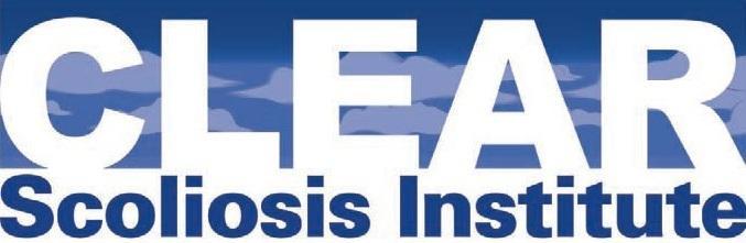 CLEAR Scoliosis Institute logo