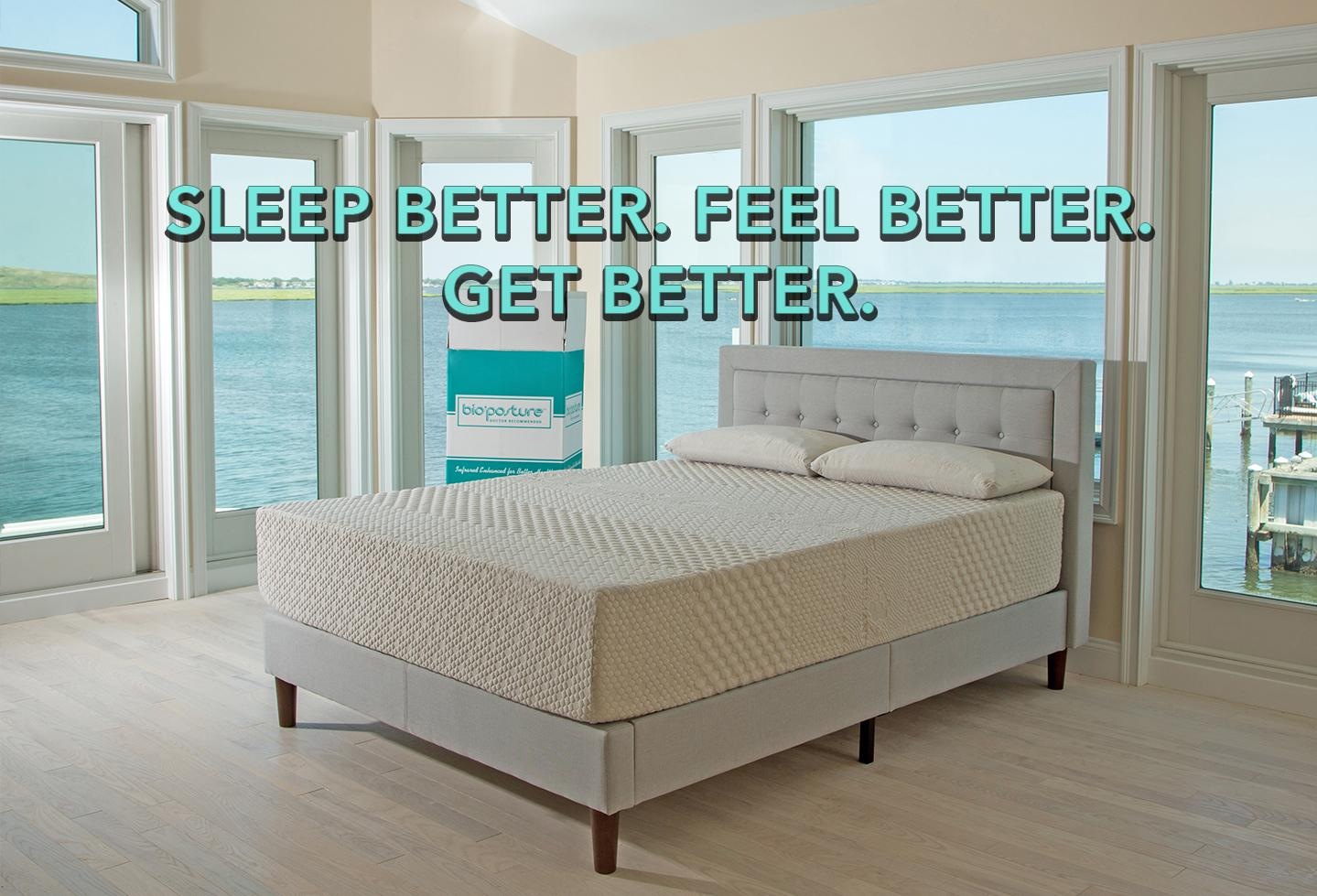 Sleep Better. Feel Better. Get Better